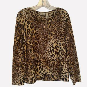 Chicos Womens Blouse